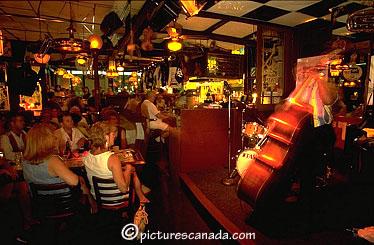 Restaurant Montreal Canada